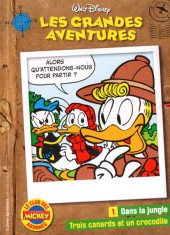 Les grandes aventures (Disney) -1- Dans la jungle