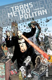 Transmetropolitan (Urban Comics) -5- Année Cinq