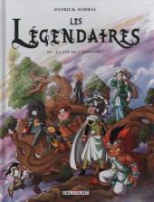 Les légendaires -18- La fin de l'histoire ?
