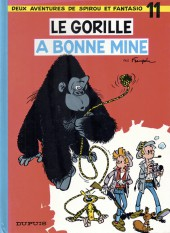 Spirou et Fantasio -11e90- Le gorille a bonne mine