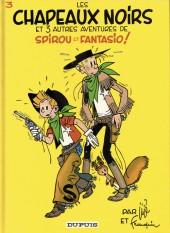 Spirou et Fantasio -3g91- Les chapeaux noirs