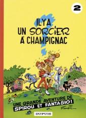 Spirou et Fantasio -2h04- Il y a un sorcier à Champignac