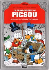 La grande Épopée de Picsou -6- Tome VI - La Vallée interdite et autres histoires