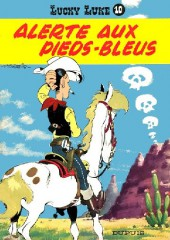Lucky Luke -10b77- Alerte aux Pieds-Bleus
