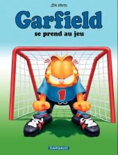 Garfield -24c2011- Garfield se prend au jeu