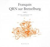 Spirou et Fantasio -18TL- QRN sur Bretzelburg