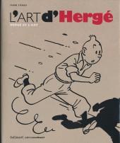 (AUT) Hergé - L'art d'Hergé
