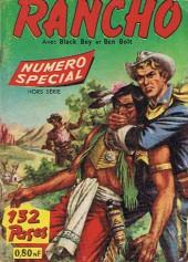 Rancho (spécial) -HS- Spécial 8/61 : Black Boy espionnage à Cap Canaveral