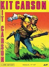 Kit Carson -497- Trois hommes décidés