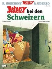Astérix (en allemand) -16Suisse All- Asterix bei den Schweizern