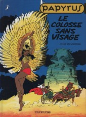 Papyrus -3c04- Le colosse sans visage
