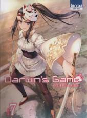 Darwin's Game -7- Tome 7