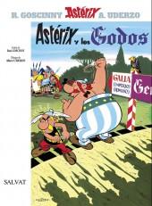 Astérix (en espagnol) -3- Asterix y los godos