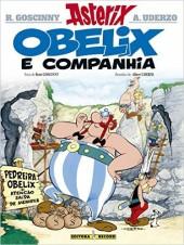 Astérix (en langues régionales) -23occitan- Obélix e companhia