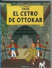 Tintín (Las Aventuras de) -8- El cetro de Ottokar