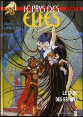 ElfQuest (Le pays des elfes) -26- Le choc des esprits