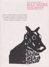 Bile noire -18- 2011