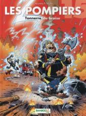 Les pompiers -15- Tonnerre de braise