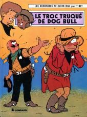 Chick Bill -3527a83- Le troc truqué de Dog Bull