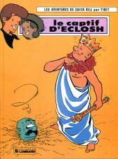 Chick Bill -3729a83- Le captif d'Eclosh