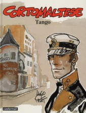 Corto Maltese (2015 - Couleur Format Normal) -10- Tango