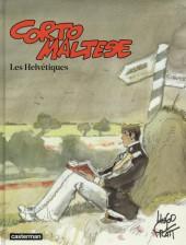 Corto Maltese (2015 - Couleur Format Normal) -11- Les helvétiques