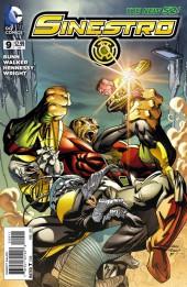 Sinestro (2014) -9- Limits of War