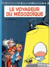 Spirou et Fantasio -13e95- Le voyageur du mésozoïque