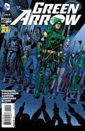 Green Arrow (2011) -40- Kingdom, Chapter Six