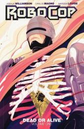 Robocop (2014) -INT01- Dead or alive