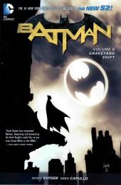 Batman (2011) -INT06- Graveyard Shift