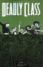 Deadly Class (2014) -INT03- 1988 the snake pit