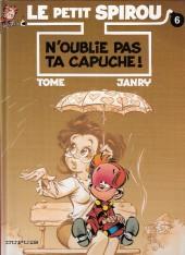 Le petit Spirou -6a1999- N'oublie pas ta capuche !
