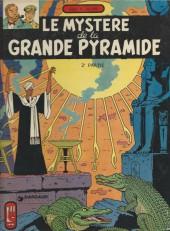 Blake et Mortimer (Historique) -4b78'- Le mystère de la grande pyramide