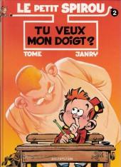 Le petit Spirou -2a1994- Tu veux mon doigt ?