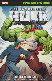Incredible Hulk Epic Collection (2015) -INT19- Ghost of the Past