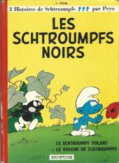 Les schtroumpfs -1a72- Les Schtroumpfs noirs