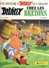Astérix -8d1983- Astérix chez les Bretons
