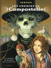 Les chemins de Compostelle -2- L'ankou, le diable et la novice