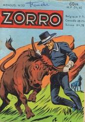 Zorro (2e Série - SFP puis SFPI) -50- Un document précieux
