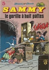 Sammy -5a1981- Le gorille a huit pattes