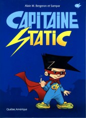 Capitaine Static - Tome 1