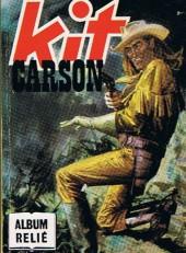 Kit Carson -Rec88- Album relié N°88 (du n°539 au n°542)