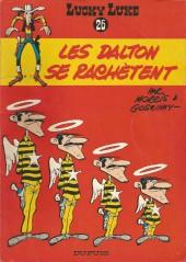 Lucky Luke -26a80- Les Dalton se rachètent
