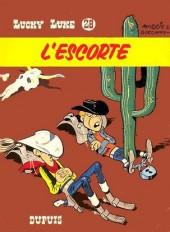 Lucky Luke -28a77- L'escorte
