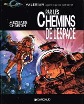 Valérian -HS2- Par les chemins de l'espace
