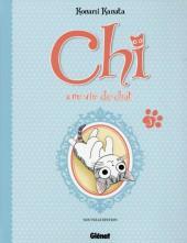 Chi - Une vie de chat (grand format) -3- Tome 3