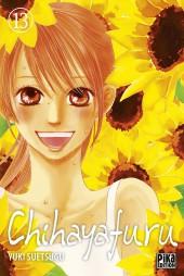 Chihayafuru -13- Tome 13