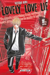 Lovely love lie -16- Tome 16