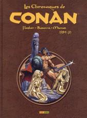 Les chroniques de Conan -17- 1984 (I)